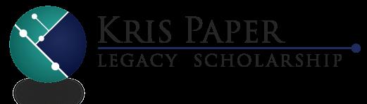 Kris Paper Legacy Scholarship